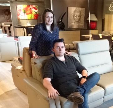 Alexandra et Jonathan Perez Perez